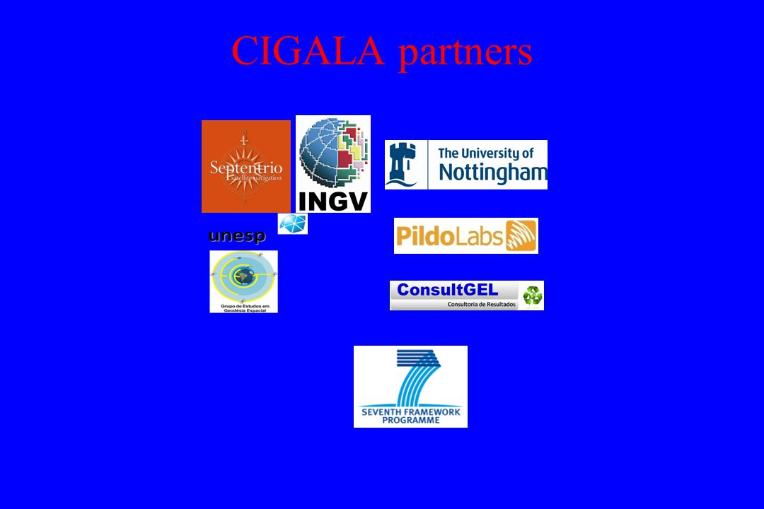 CIGALA partners