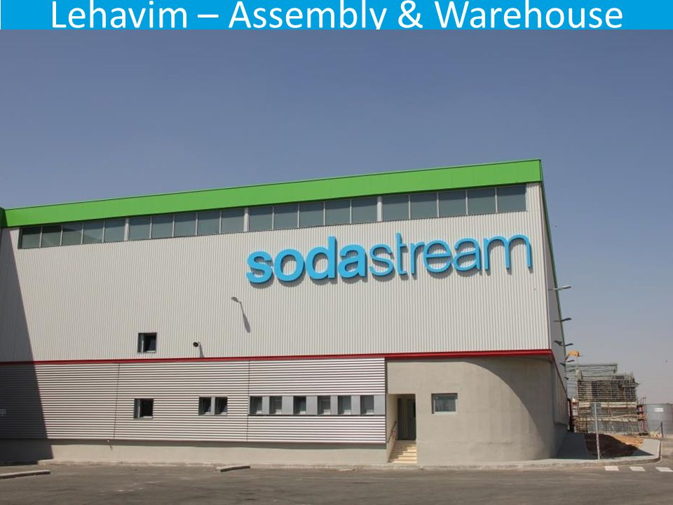 Lehavim – Assembly & Warehouse