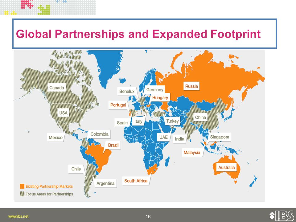 Global Partnerships and Expanded Footprint