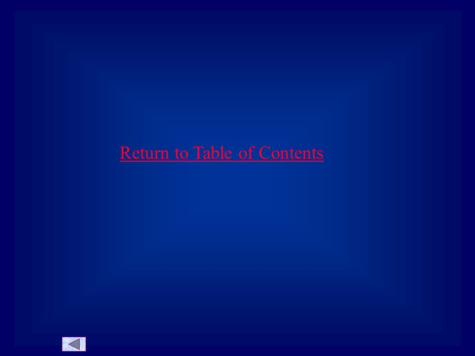 Return to Table of Contents