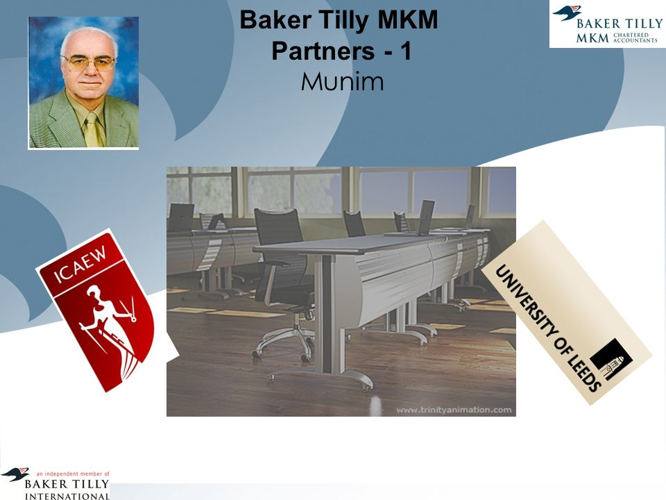 Baker Tilly MKM Partners - 1 Munim
