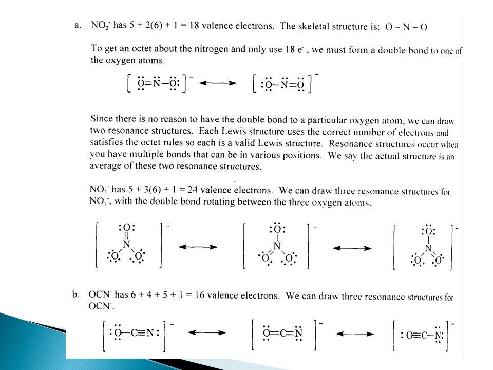 tentukan struktur lewis dari : o3, no3- , nco ? po43-, bro3f, io2f2 ?  clo4-, so42- , pf5 , sf4 ?