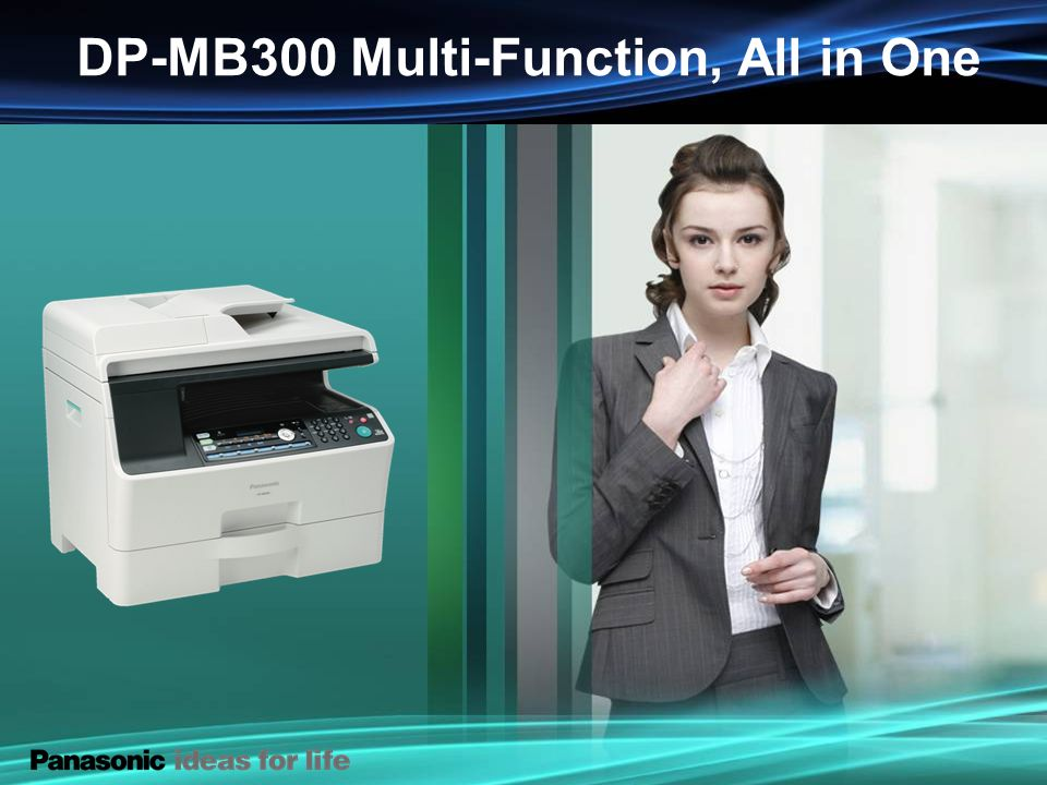 DP-MB300 Series DP-MB300 Multi-Function, All in One