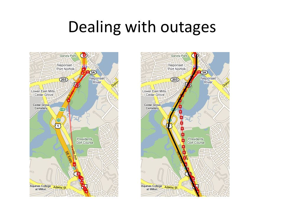 Dealing with outages