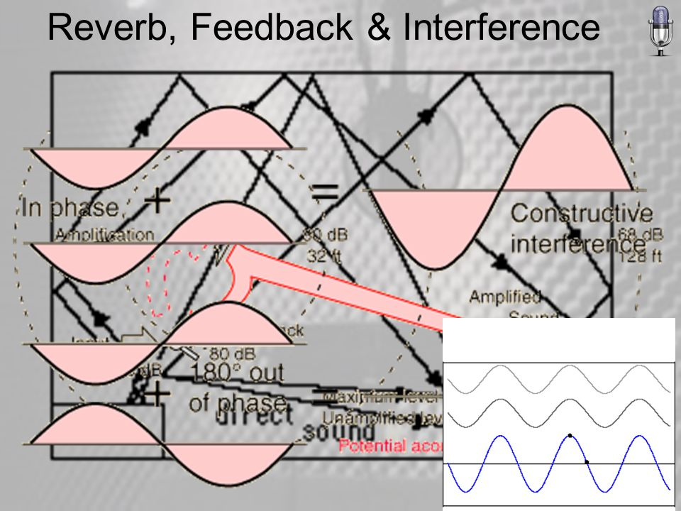 Reverb, Feedback & Interference