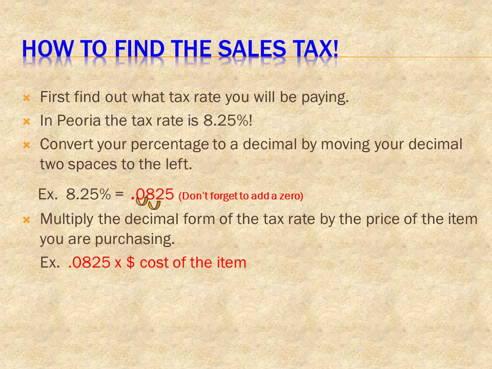 How To Figure Out Sales Tax >> Solving Problems Involving Discounts At Sales And Sales Tax