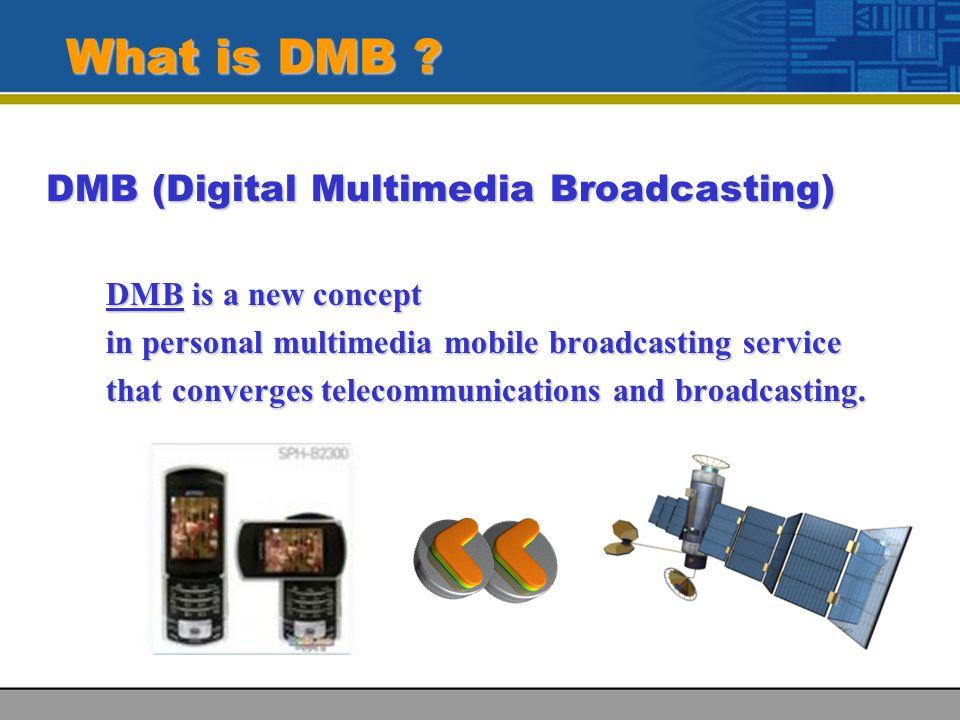 digital media broadcasting