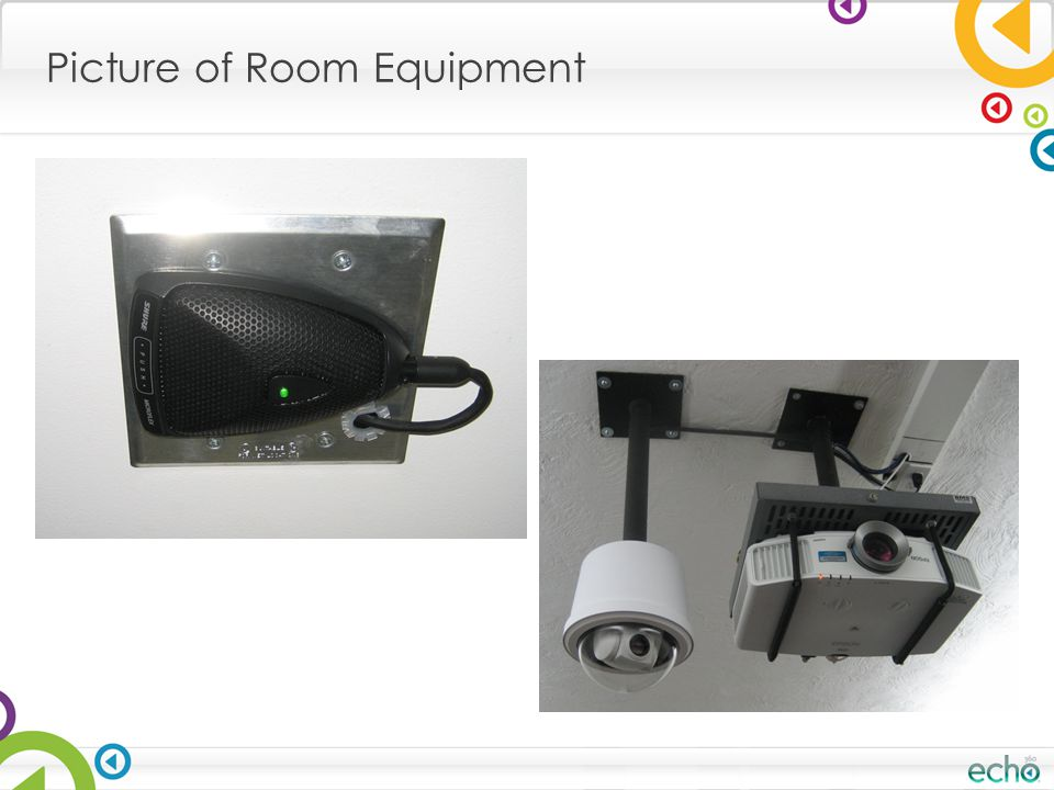 Picture of Room Equipment