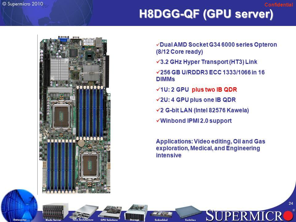 Confidential Agenda IA Dual Processors Motherboard  Intel 5520