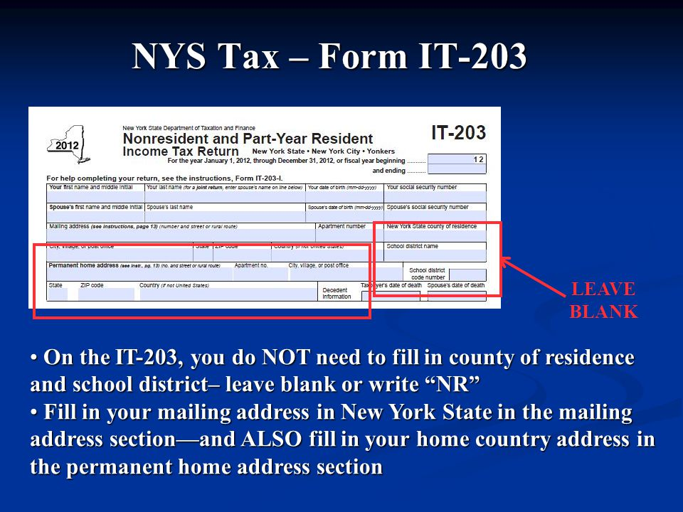 Isso New York State Tax Information Instructions We Are Not Tax