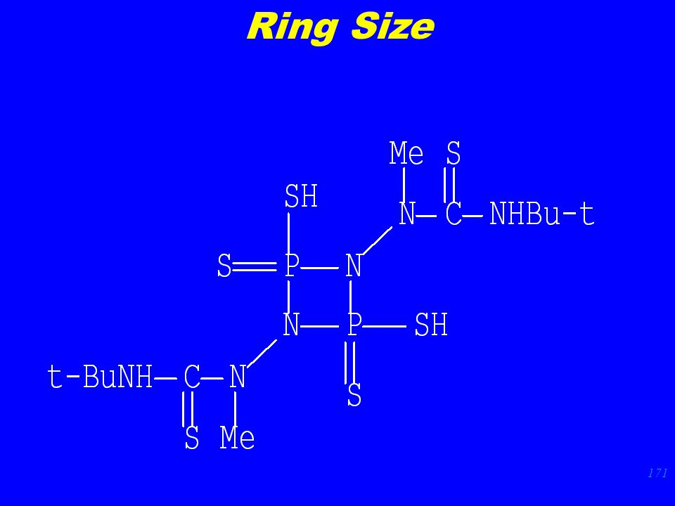 171 Ring Size