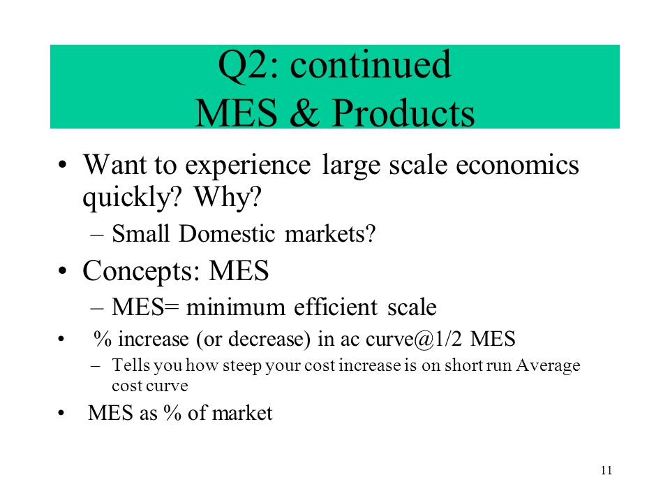 10 Q2: continued LAC & Products