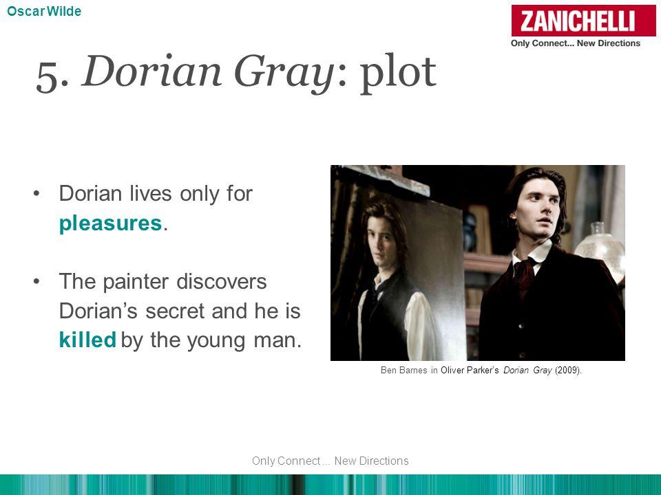 dorian gray summary