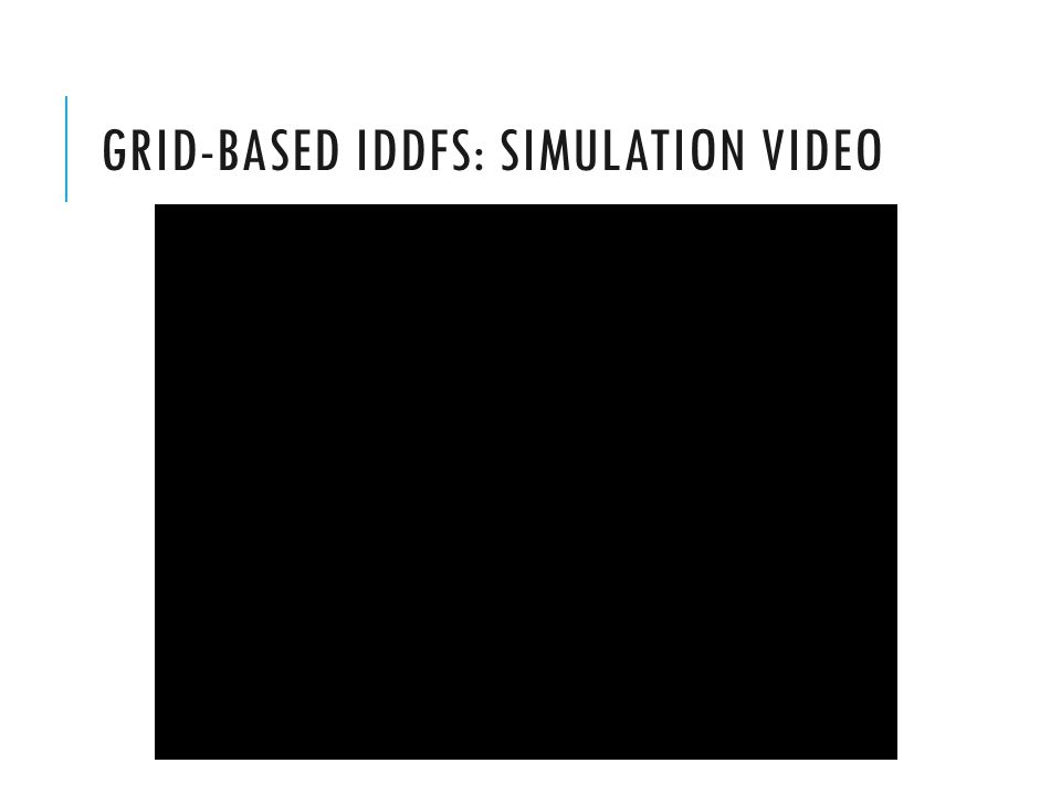 GRID-BASED IDDFS: SIMULATION VIDEO