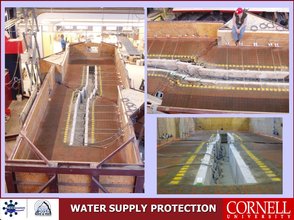 WATER SUPPLY PROTECTION