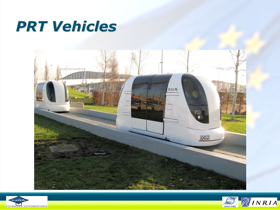 PRT Vehicles