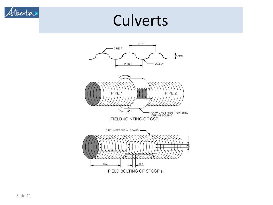 What is a Culvert? Culvert Components Culvert Design and