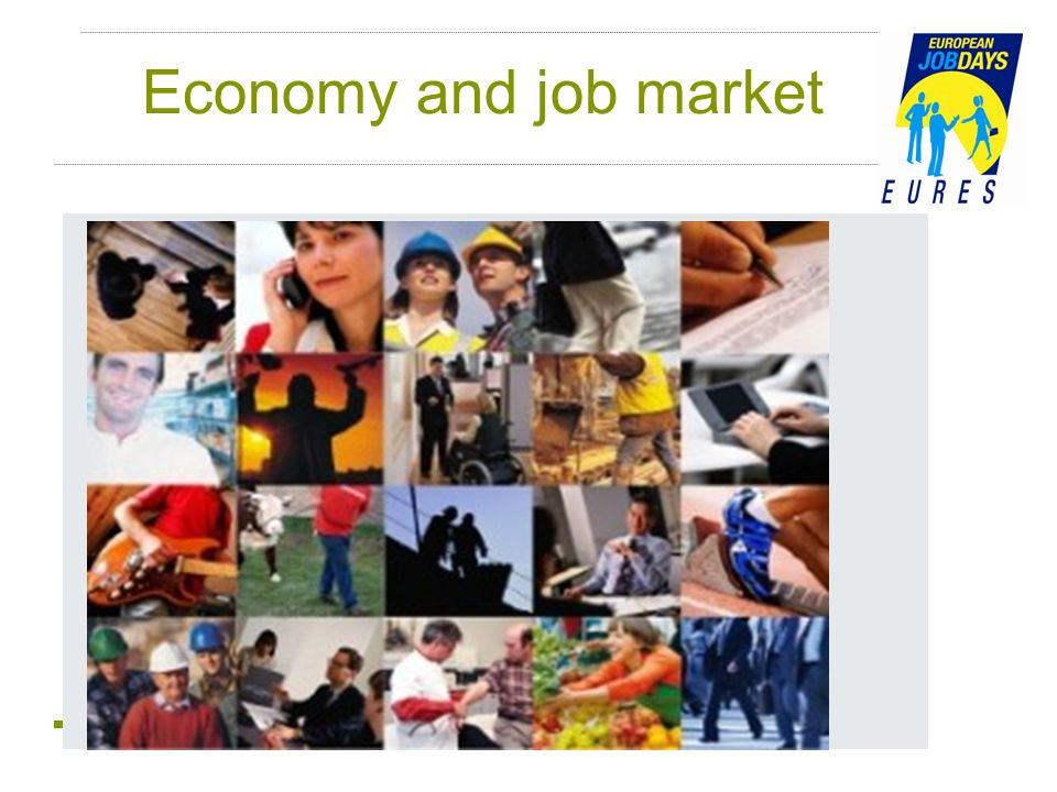 Economy and job market