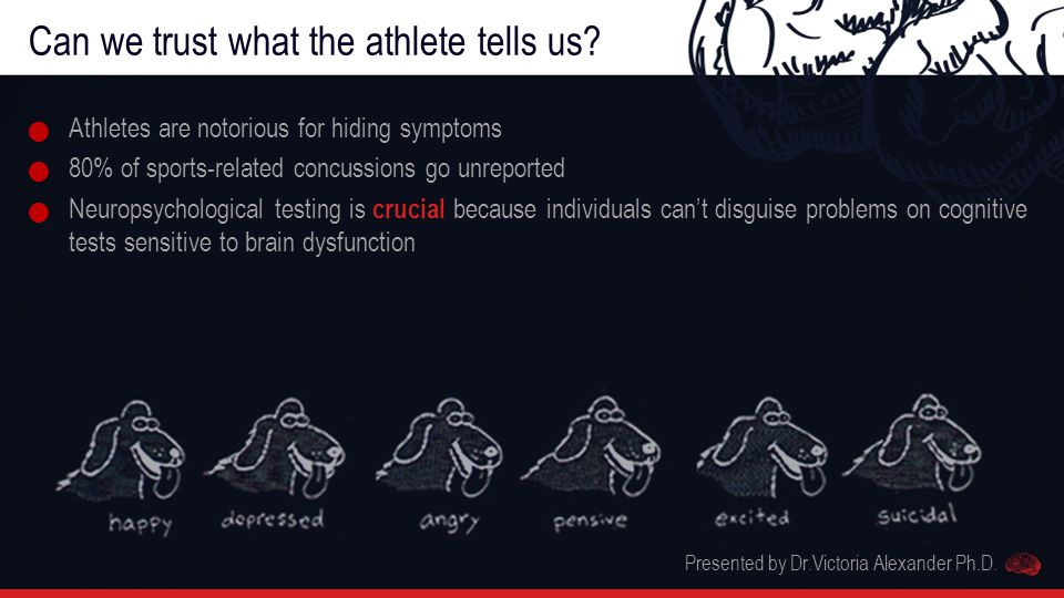 Can we trust what the athlete tells us.