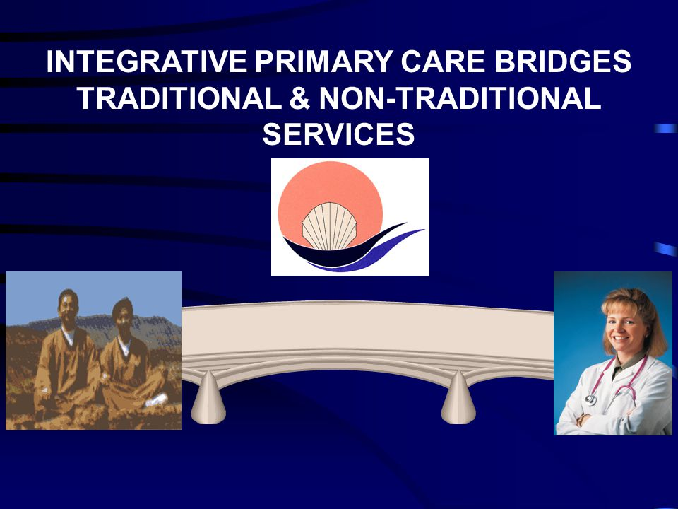 INTEGRATIVE PRIMARY CARE BRIDGES TRADITIONAL & NON-TRADITIONAL SERVICES