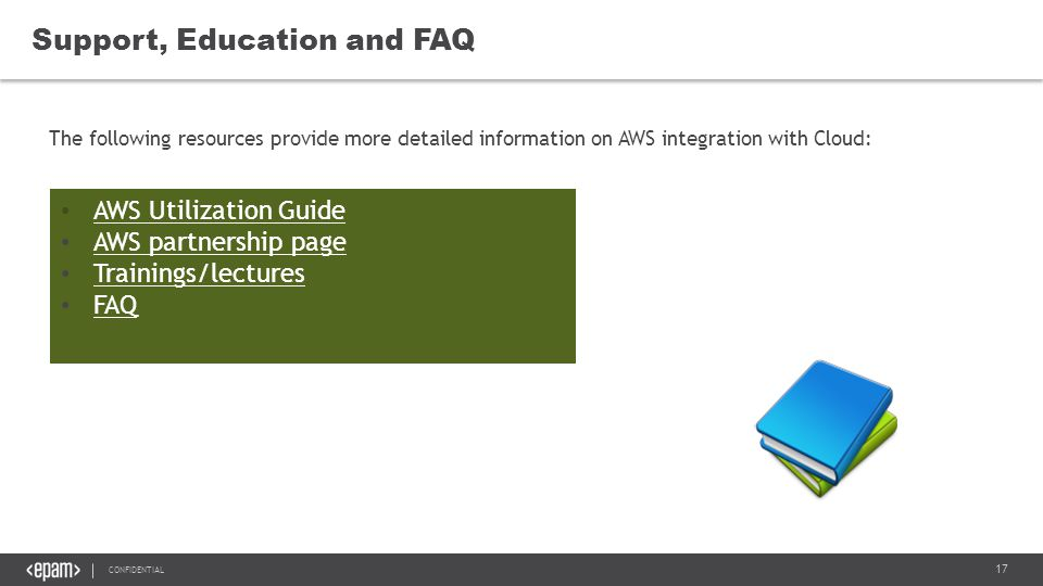 EPAM Private Cloud Integration with AWS February, ppt download