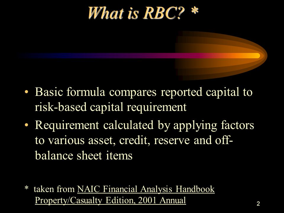 2 What is RBC.