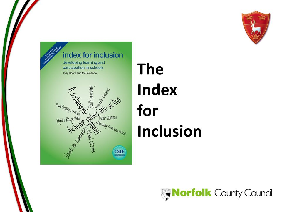 The Index for Inclusion