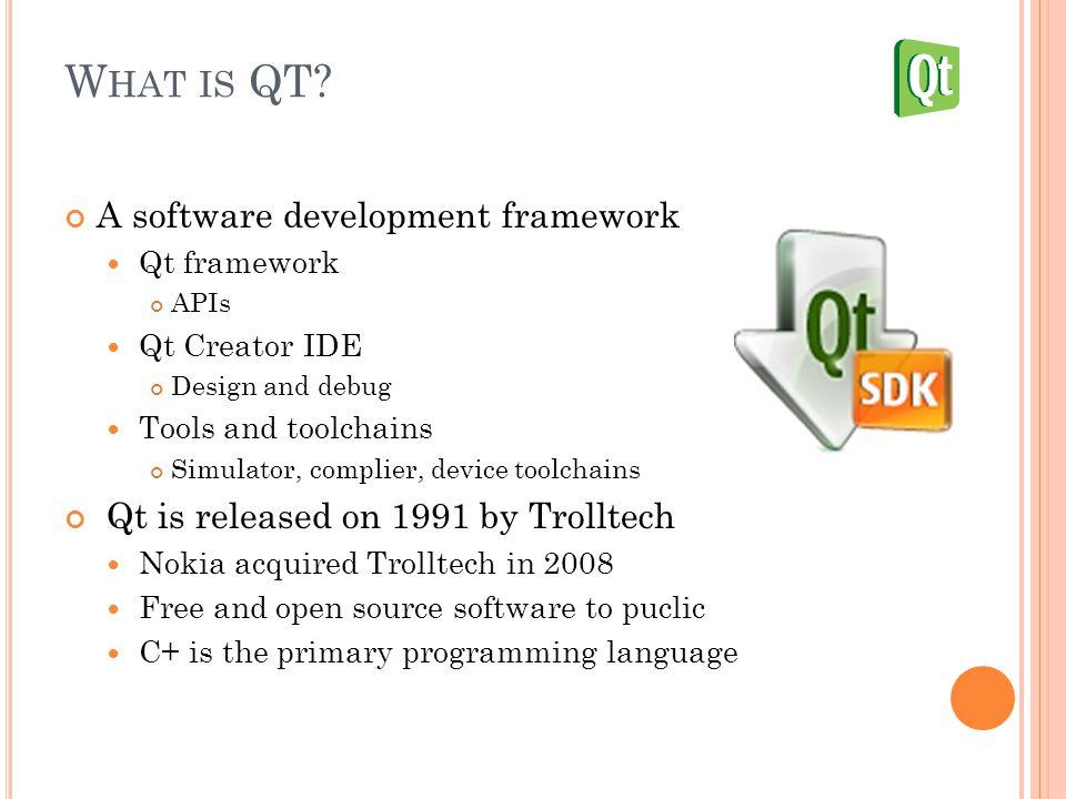 Graphic Designer For Qt4 Applications