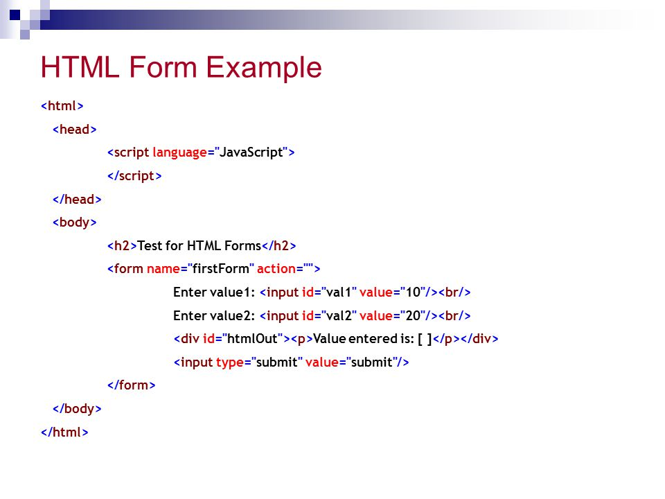 XML 67 XForms 6 Motivation HTML forms deliver the interactive WWW