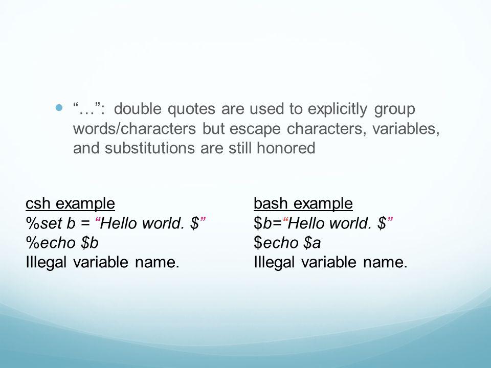 Shell Scripting Basic scripting Interpreted Languages vs