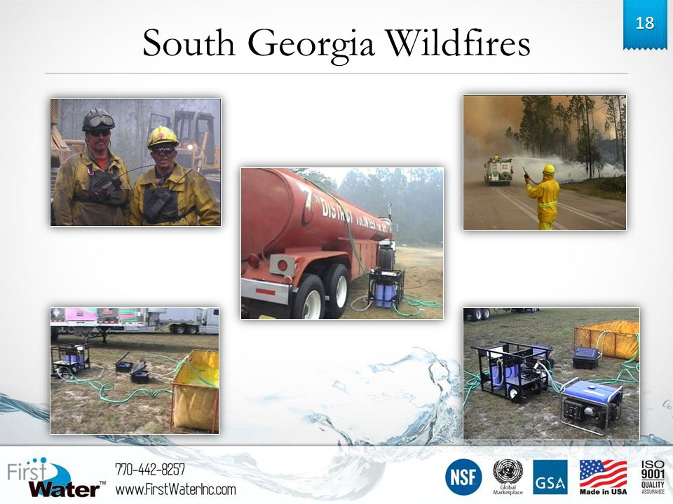 South Georgia Wildfires 18