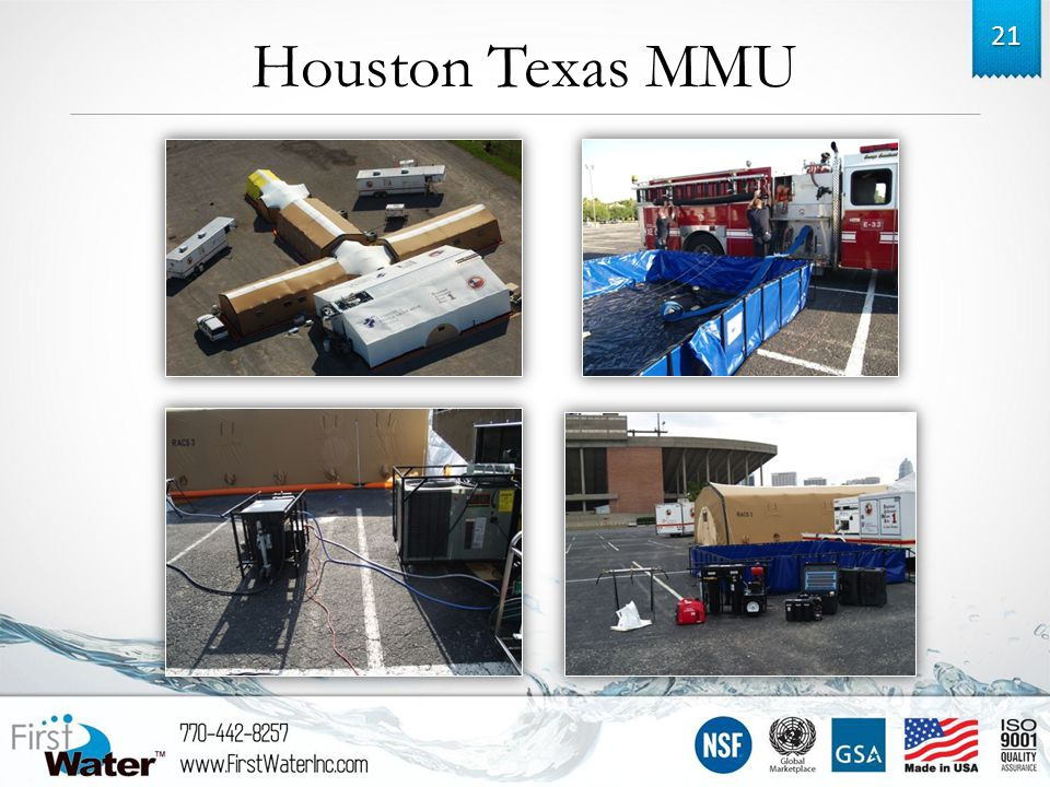 Houston Texas MMU 21