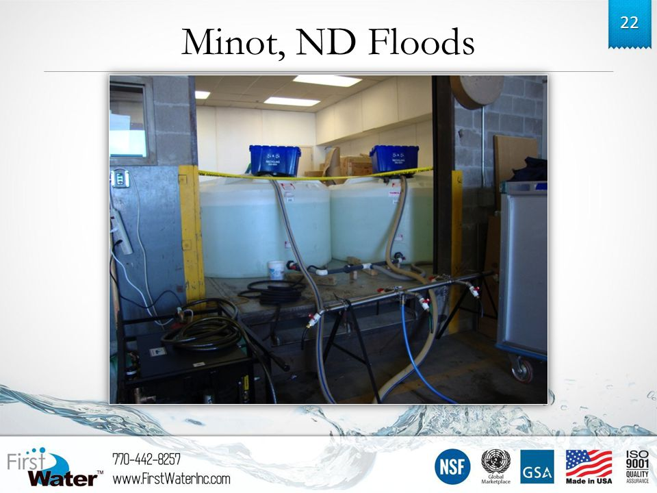 Minot, ND Floods 22