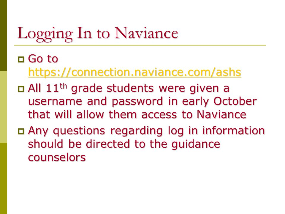 What can Naviance do.