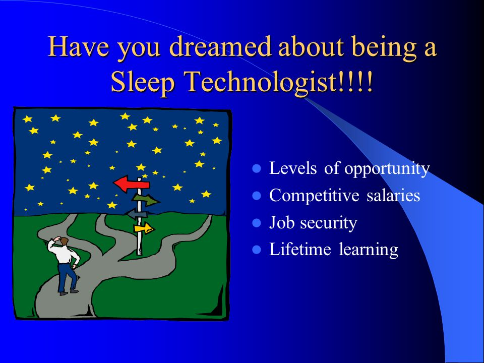 Sleep Technologists Health Care Professionals The American