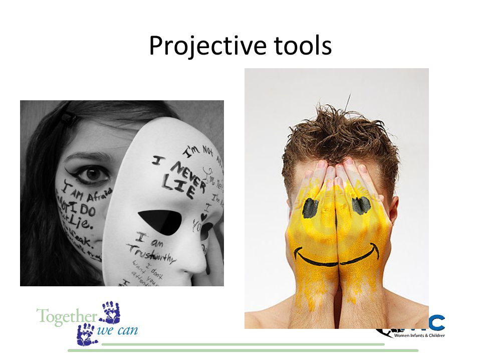 Projective tools
