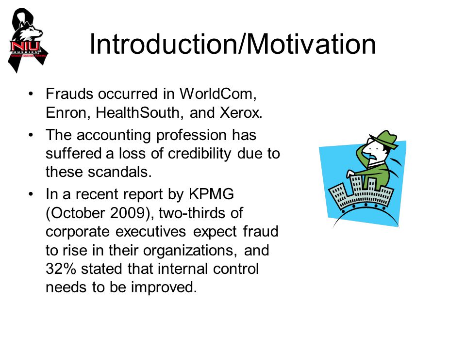 accounting fraud at worldcomm 1 case study section c group 1 business ethics accounting fraud at worldcom: a case study 2 what is/ are the business ethics issues in this case.