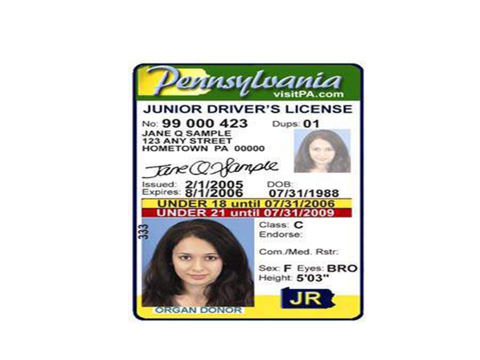 moving to pennsylvania drivers license