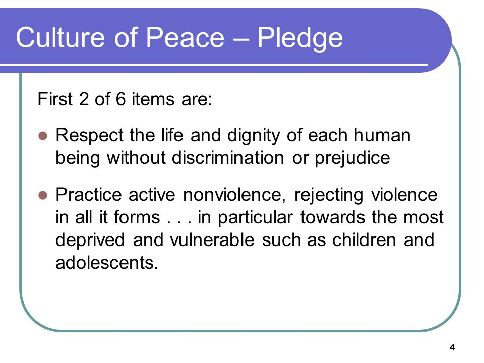 respect for life definition