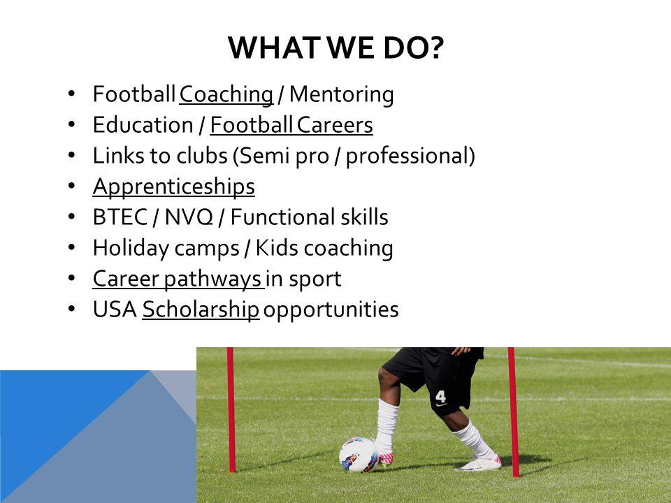 2 what we do football coaching