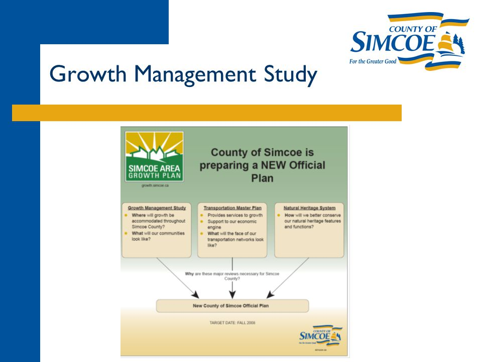 Growth Management Study