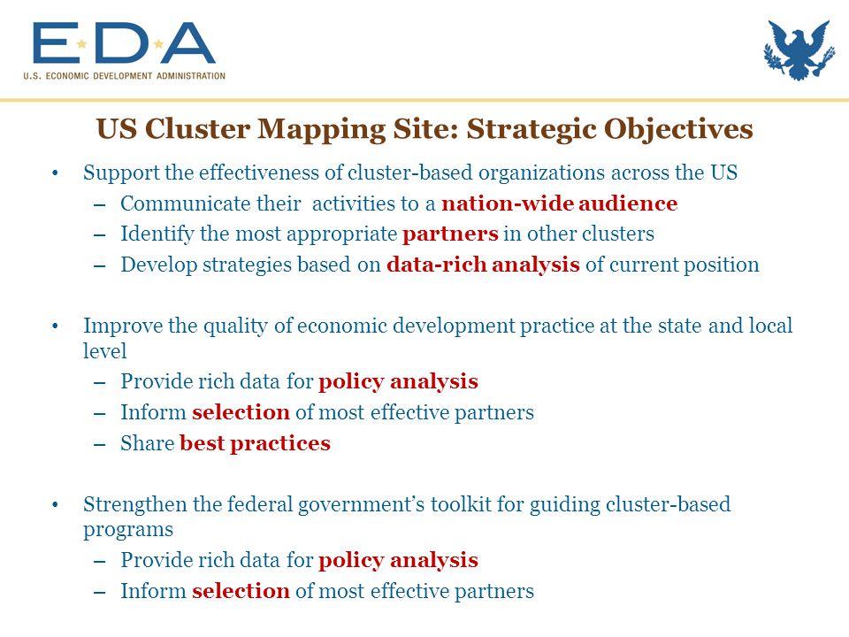 1 Advancing EDA\'s Strategic Priorities Through Improved Performance ...