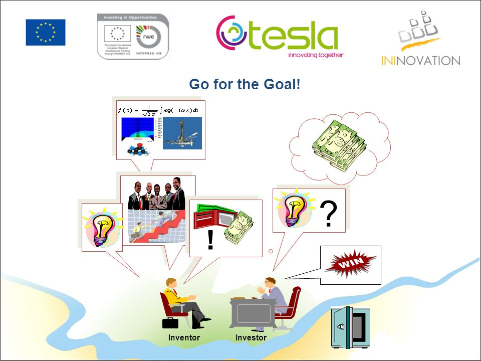 InvestorInventor ! Go for the Goal!