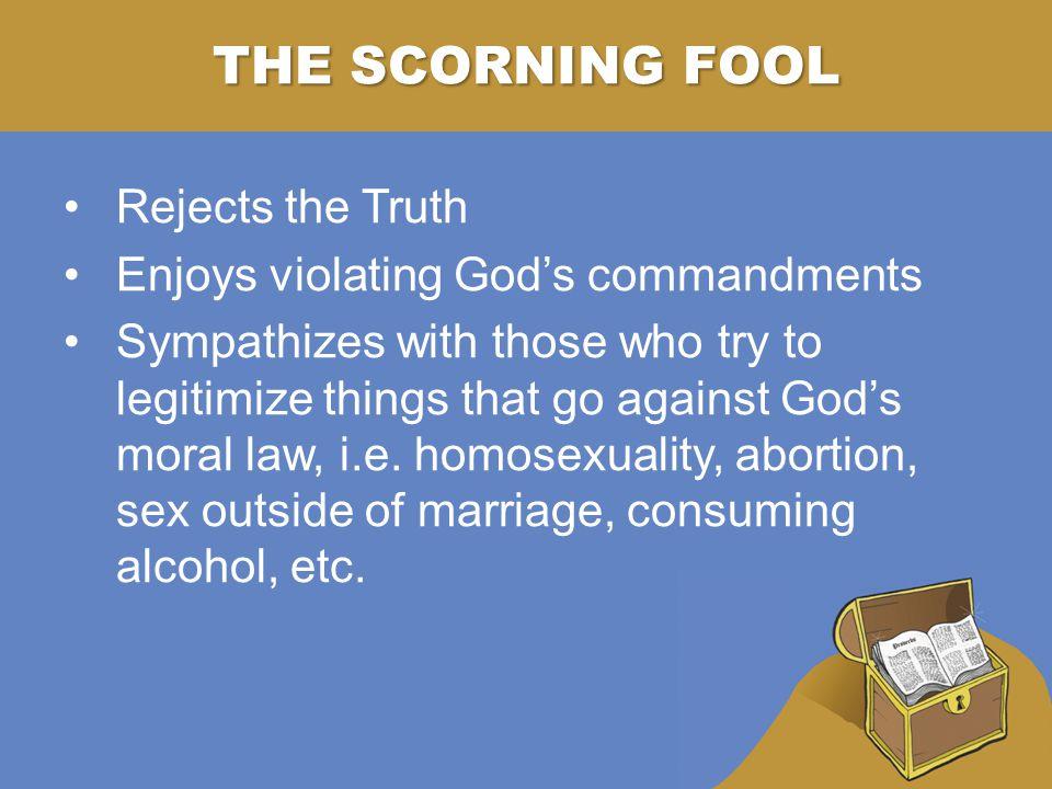 Gods moral law on sex
