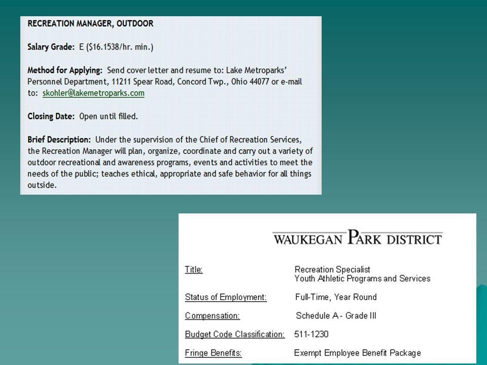 Job descriptions. - ppt download