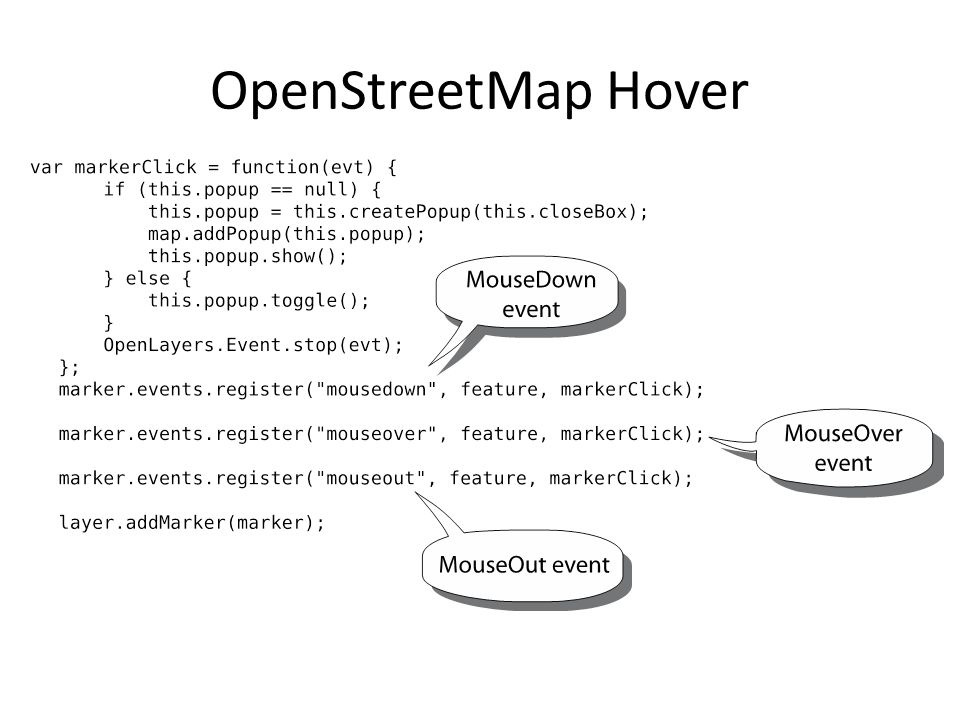10 Map Mashups Mapping in the Cloud Peterson  Basic Map