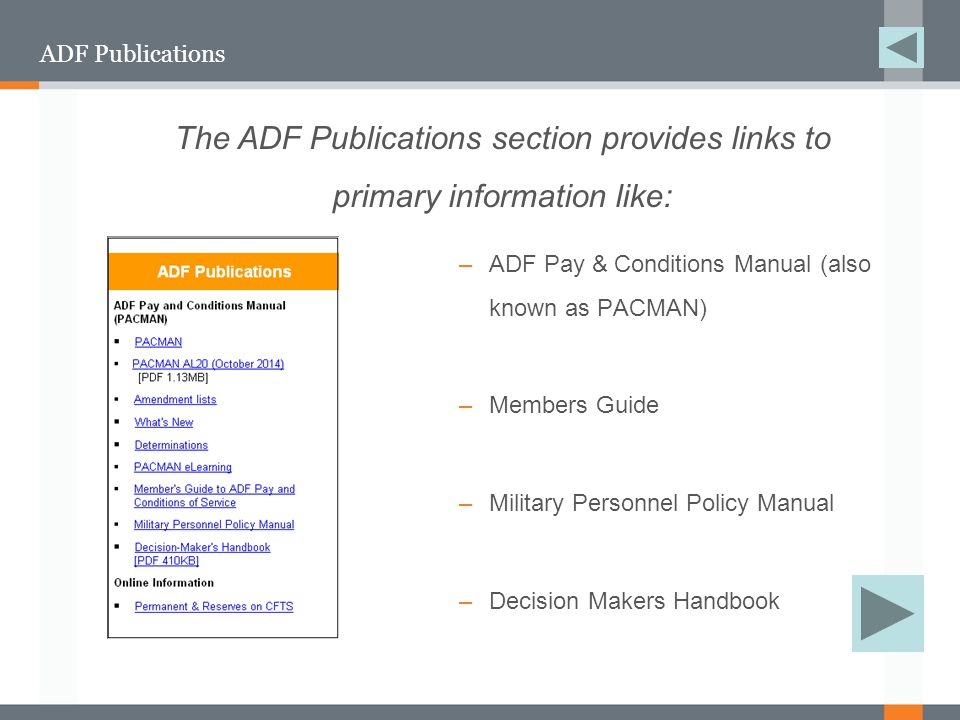 "Know the Pay & Conditions of Service Members ""Helping Defence"
