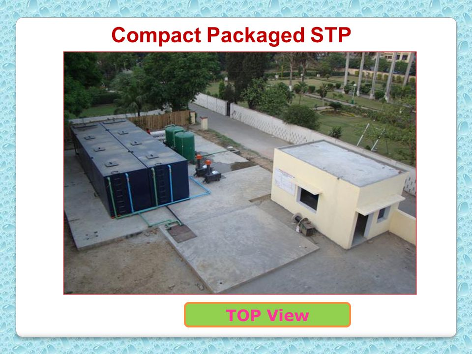 Compact Packaged STP TOP View