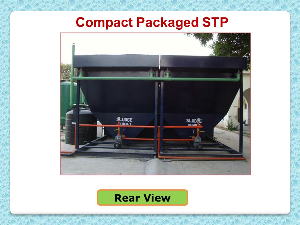 Compact Packaged STP Rear View