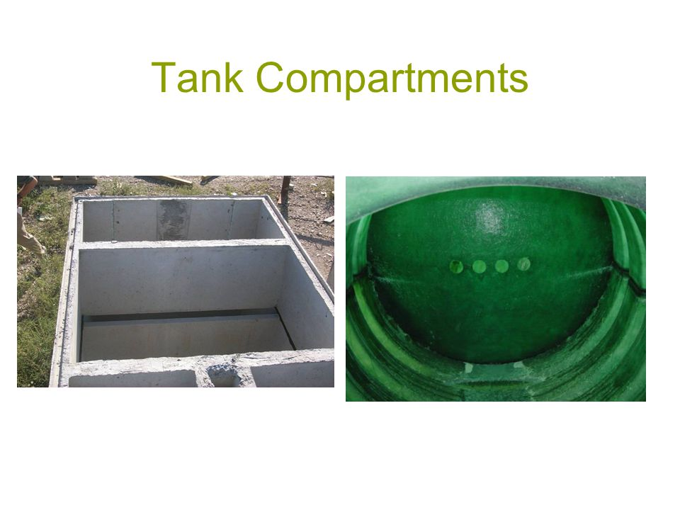 Tank Compartments